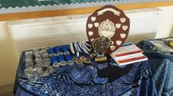 Trophy and Medals Galore!